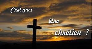 CHRÉTIEN DE FOND OU CHRÉTIEN DE FORME ? 2 - Le chrétien de fond selon la parole