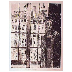 The Musee Picasso, 1996
