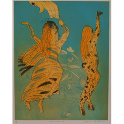 Two Angels II, 1998