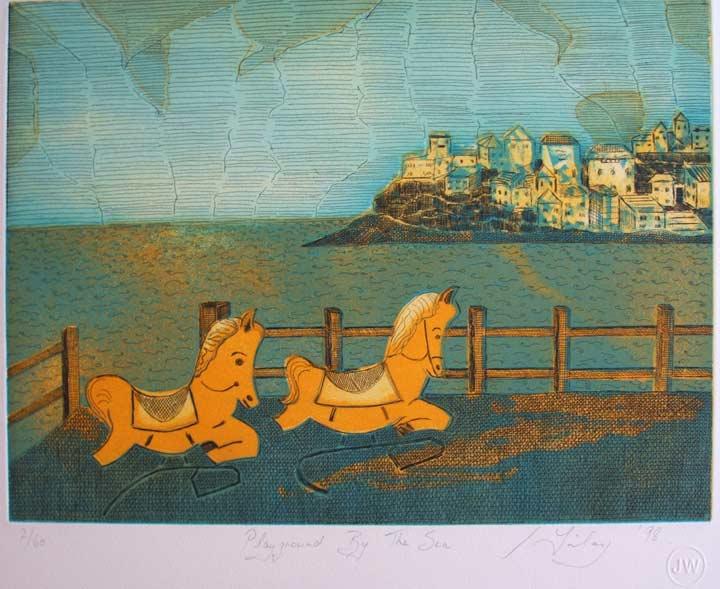 Marina Finlay, Playground By The Sea