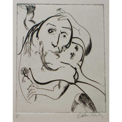 Lovers and Lizard, 1993