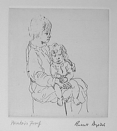 Mother & Child, 1981