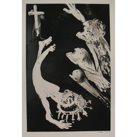 Crucifixion, 1993