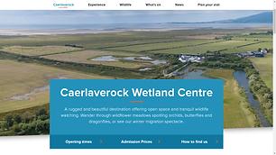 Caerlaverock Wetland Wildlife Centre