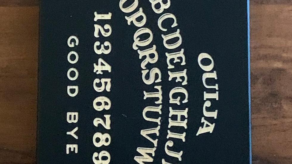 Iphone 11- Ouija Wood Case