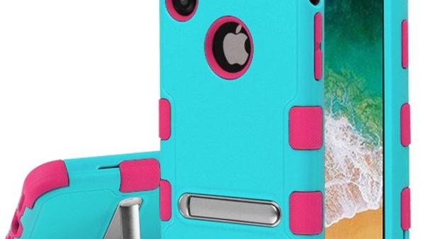 Iphone X/XS Baby Blue kickstand TuffCase