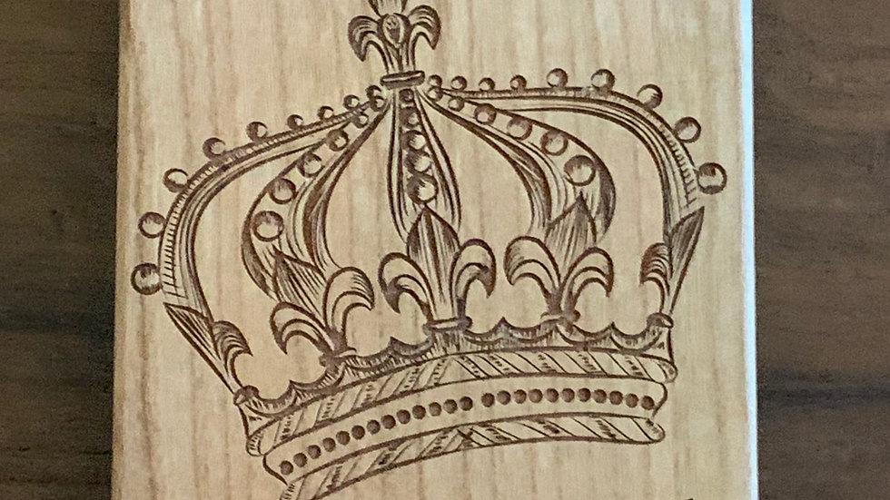 Iphone 11- Princess Wood Case