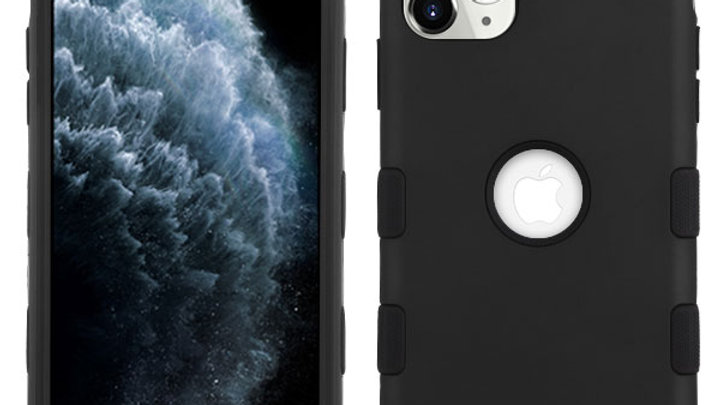 Iphone 11 Pro Max Black Three Piece