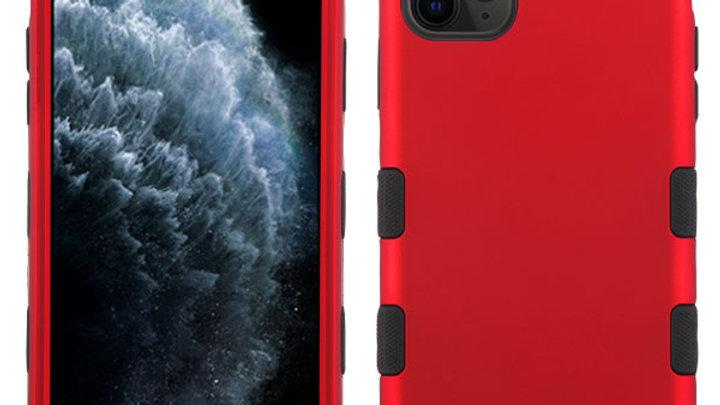 Iphone 11 Pro Max Red Three piece