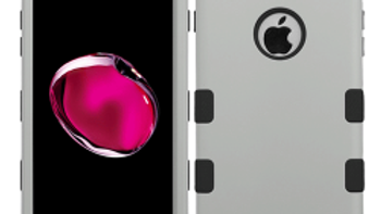 Iphone 7/8+ Sliver three piece tuff case