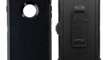 Iphone 7/8 Black Heavy Duty Case