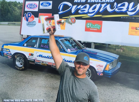 Stickles Claims 2018 Championship