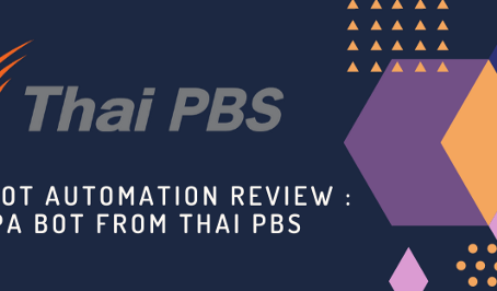 Chatbot Automation Review : VIPA Bot from Thai PBS