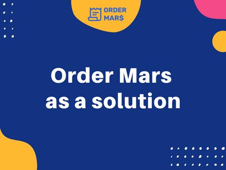 """เก็บออเดอร์ใน Facebook Page ได้ง่ายๆ ด้วย """"Order Mars"""" พร้อมฟังก์ชั่นเด็ดๆ แบบจัดเต็ม"""