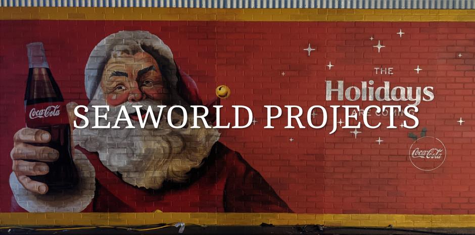 SeaWorld Projects