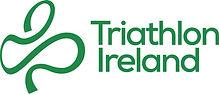 Triathlon Ireland 2018 Green Type 3 Logo