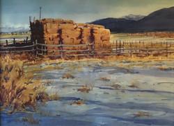 Rural Utah Winter