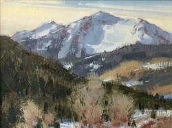 Spring Snow Southern Utah