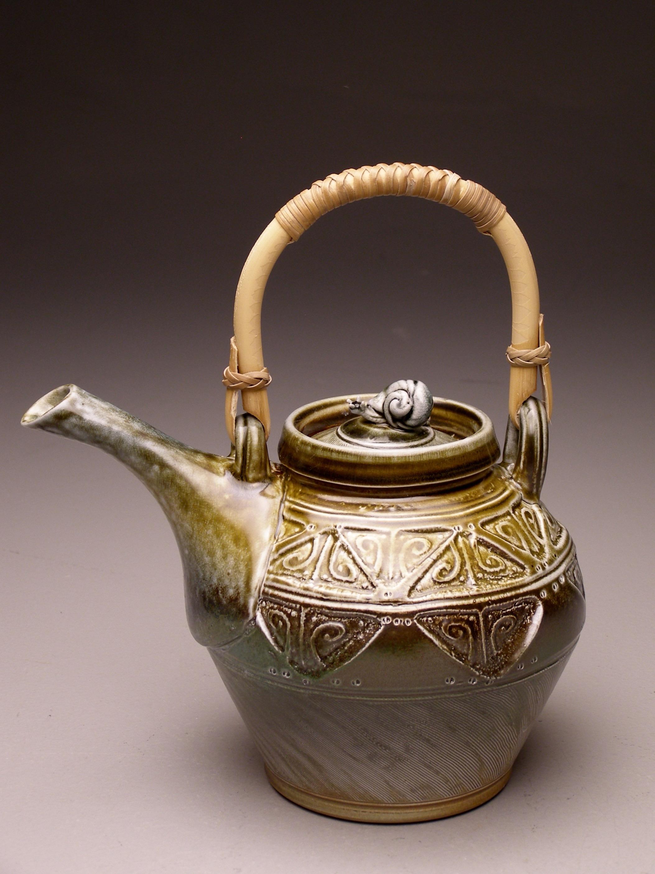 Gastropod Teapot