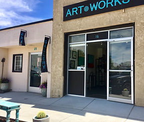 Art Works Gallery Cedar City
