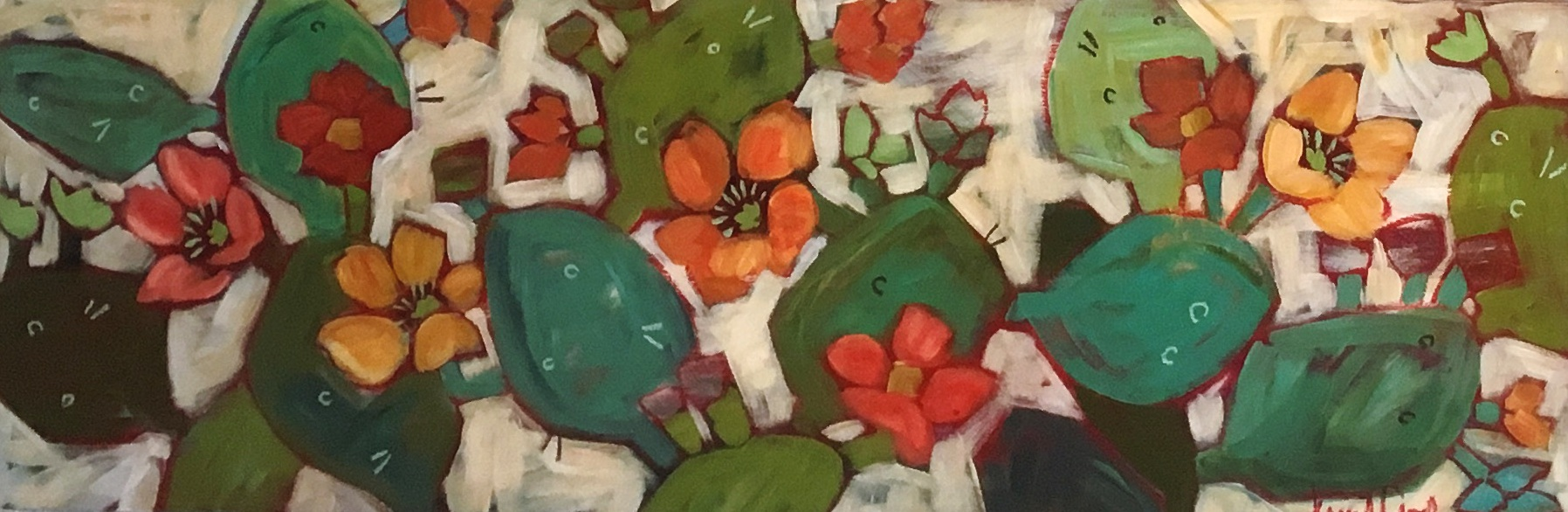 Colorful Prickly Pear