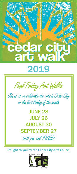 Art Walk MAP_2019