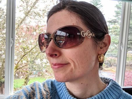 Thrift Designer Sunglasses: Goodwill Alert