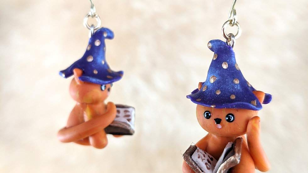 Critical Role Frumpkin Earrings