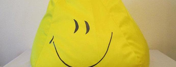 սմայլիկ, smaylik, smiley, դեղին, mankakan, մանկական, նվեր, փափուկ աթոռ, պուֆիկ, pufik, papuk ator