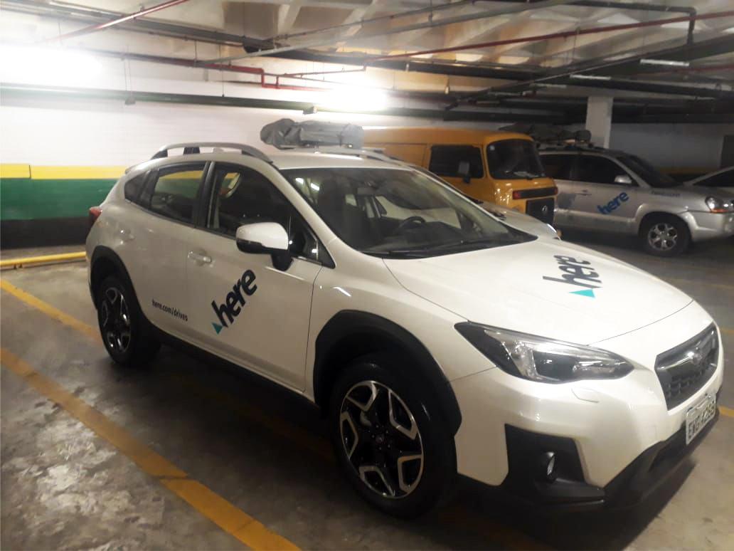 Subaru parcial