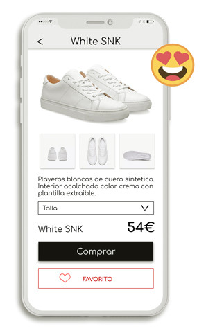 Buena UX iphone