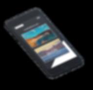 iPhone - Página de experiencias