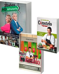 Colección de Libros programas de televisón Canal Sur