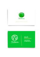 Diseño de branding tarjeta de visita