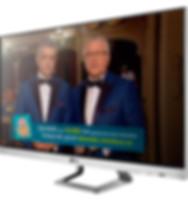 Anuncio de la Tienda en televisión