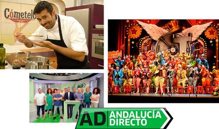 Programas de Televisión Canal Sur