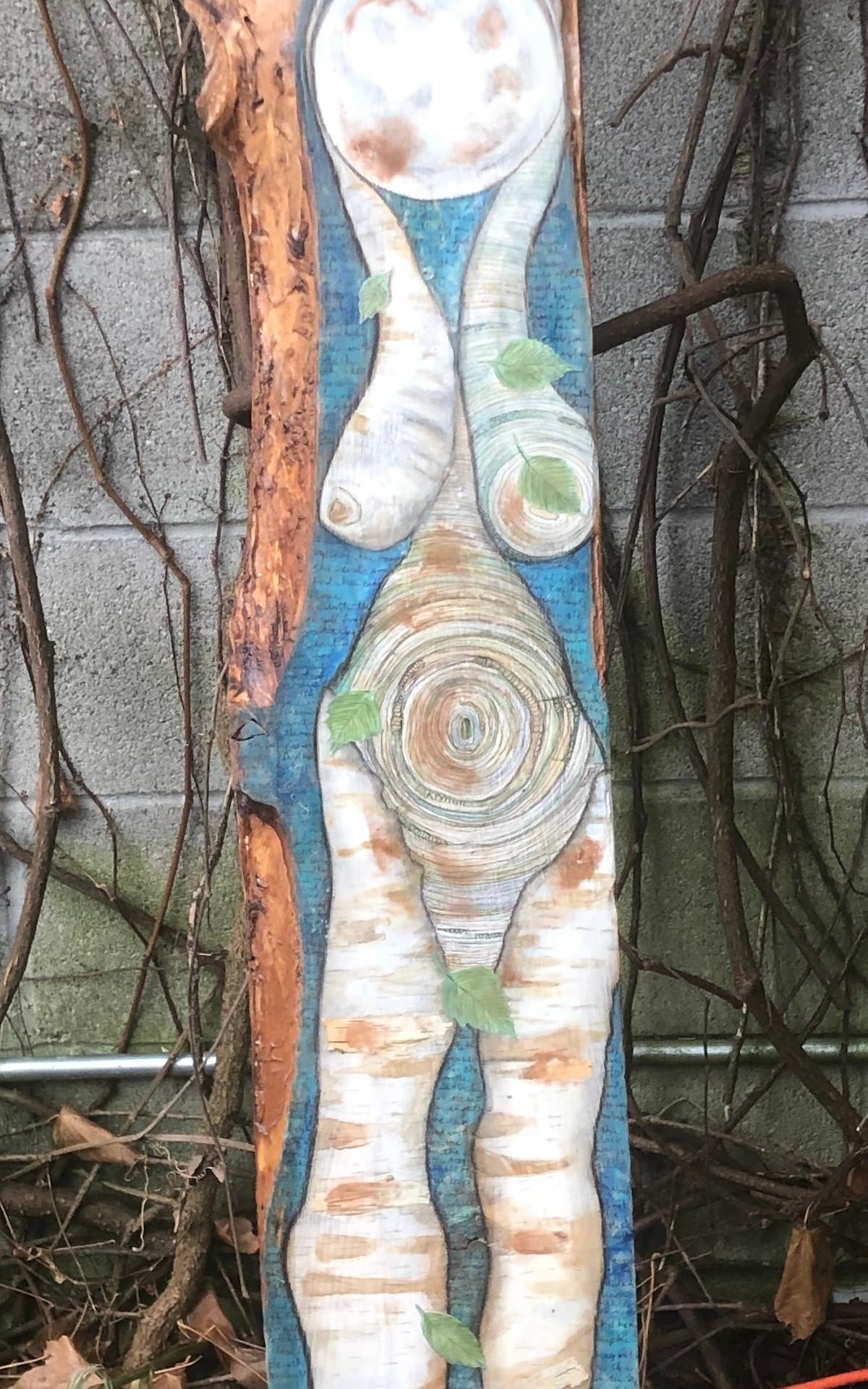 Birch Tree Goddess