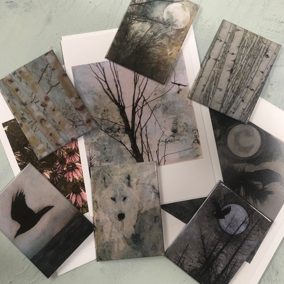 Art Cards and Magnets