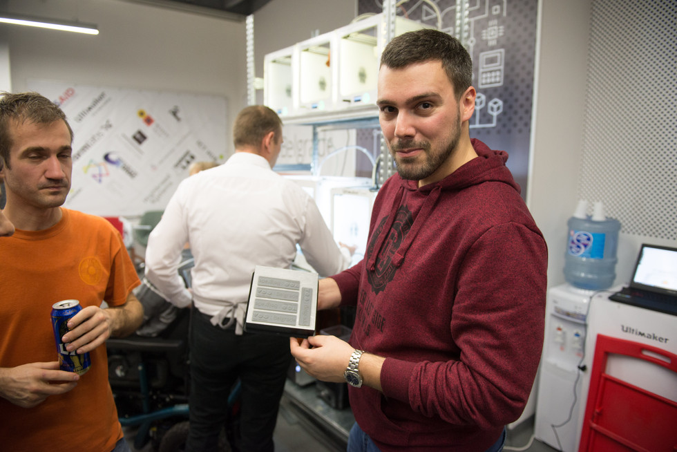 TOM:Belgrade Formlabs izrada