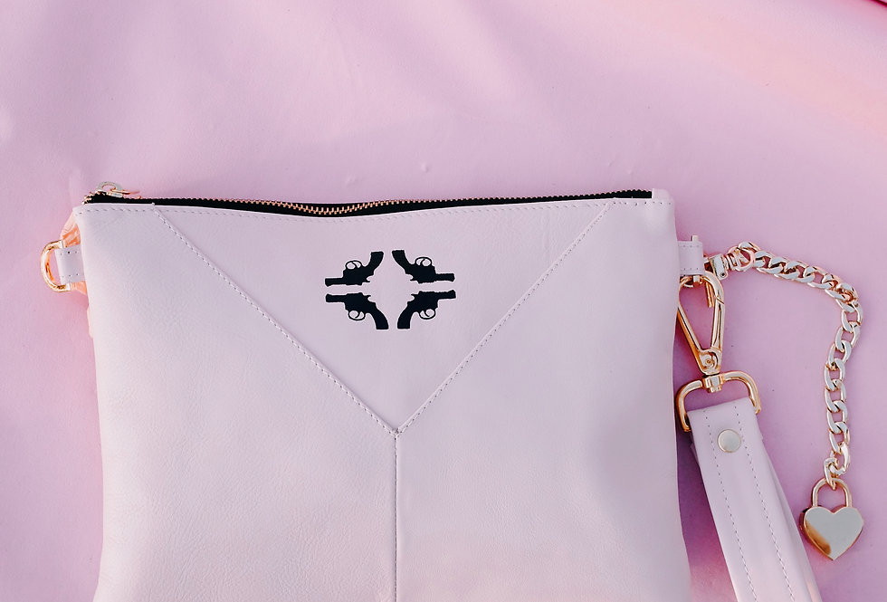 Big Pouch dusty pink