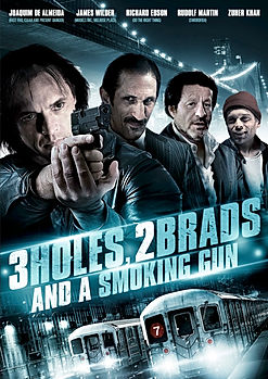 Three Holes, Two Brads, and a Smoking Gun