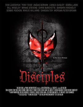 The Watcher (aka Disciples)