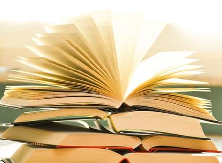 5 Livros que inspiraram no início da busca