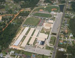 Navarre High School Aerial