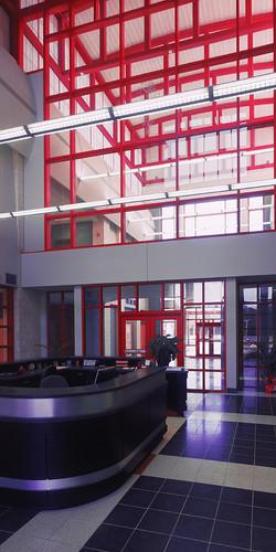 Biloxi High School Front Desk