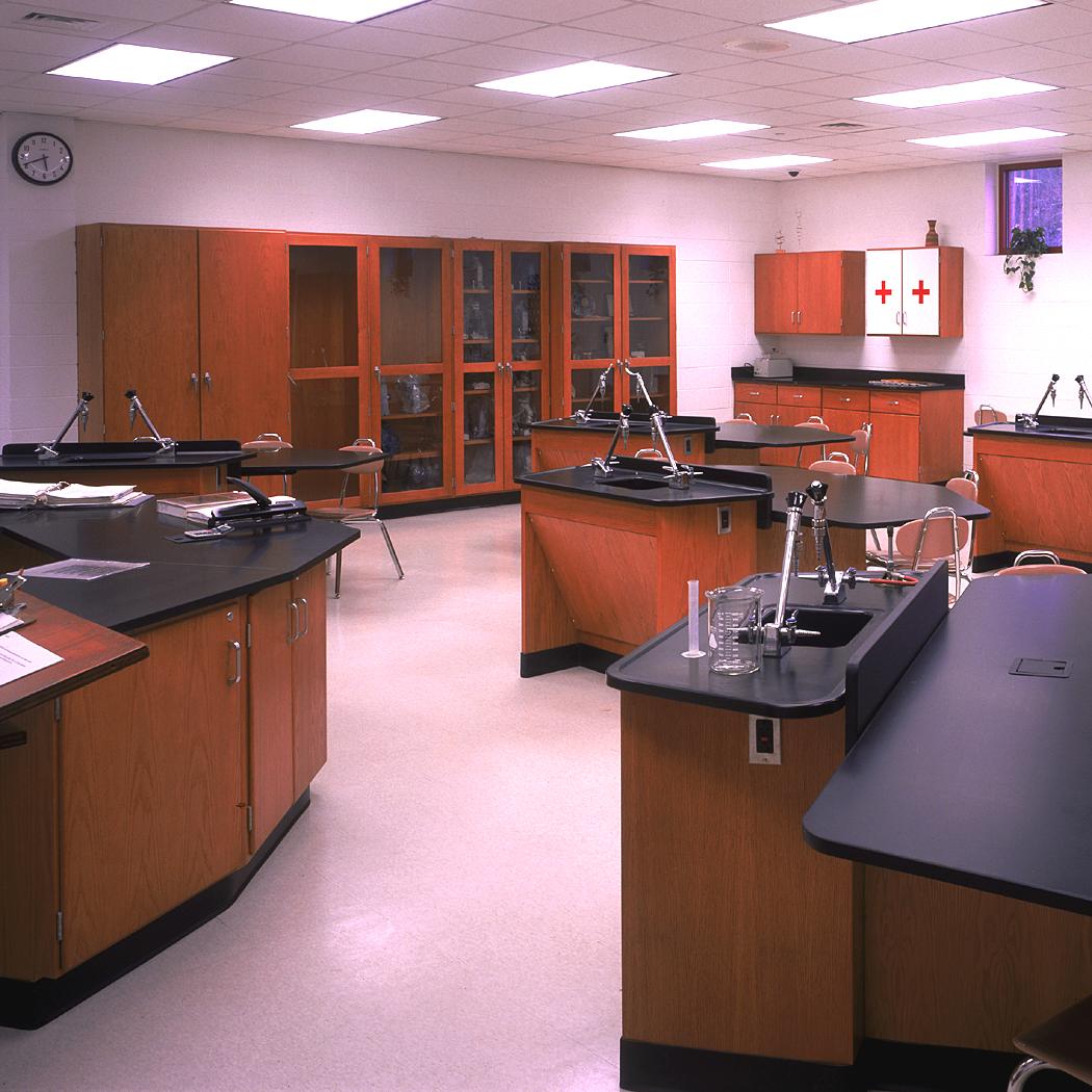 Biloxi High School Science Lab