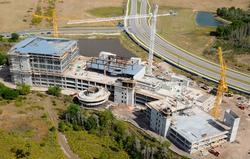 Porter Campus under construction
