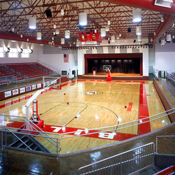 Biloxi High School Gymnasium