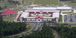 Biloxi High School Aerial