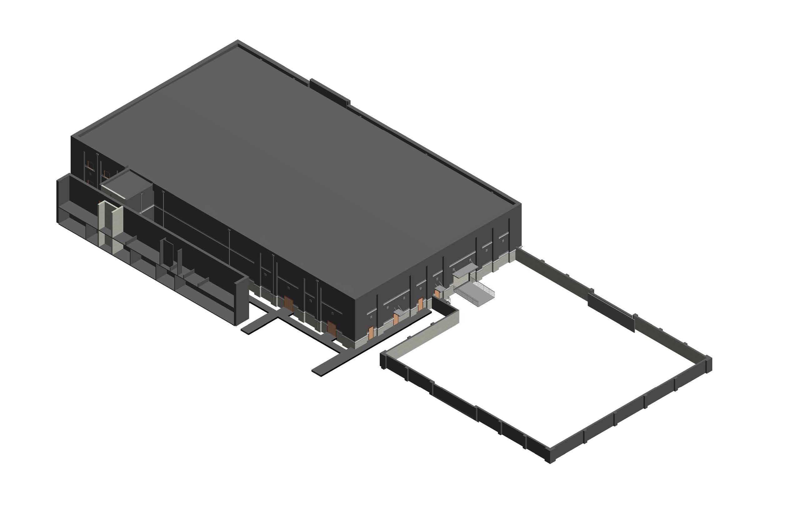 REVIT - Shaw USAFCENT